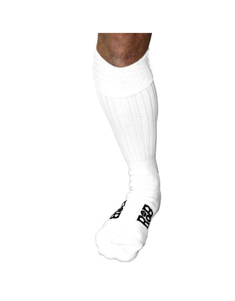 RoB Boot Socks Weiss