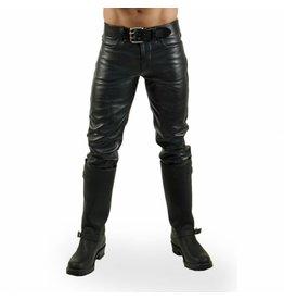 RoB Hipster jeans normal fit met doorlopende rits