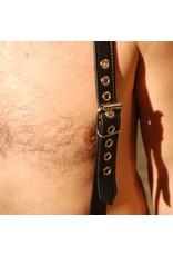 RoB Leather Braces 2,6 cm wide with clip