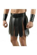 RoB Leder Gladiator Kilt
