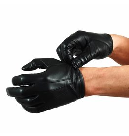 Tough Gloves Leder Polizeihandschuhe