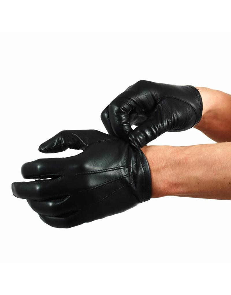 Tough Gloves Leren politie handschoenen