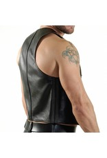 RoB Bartender waistcoat with double black stripes