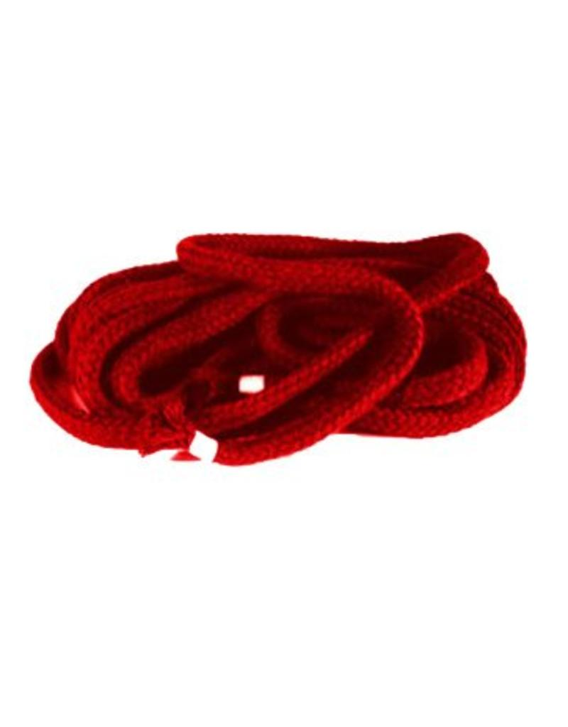 Bondage Rope red 8 mm, 1 meter