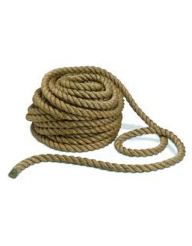 Bondage Rope, Hemp, 6 mm, 1 meter