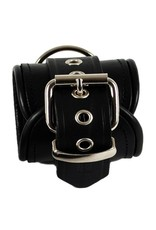 RoB Leather Ankle Restraints Black