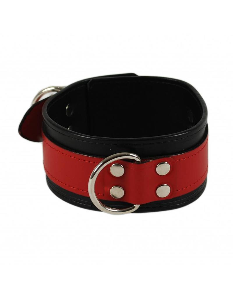 RoB Leather Fist Slave Collar