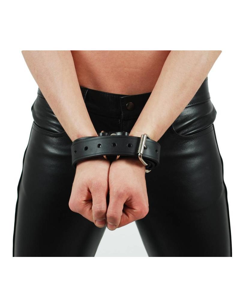 RoB Leder Handcuff Gürtel