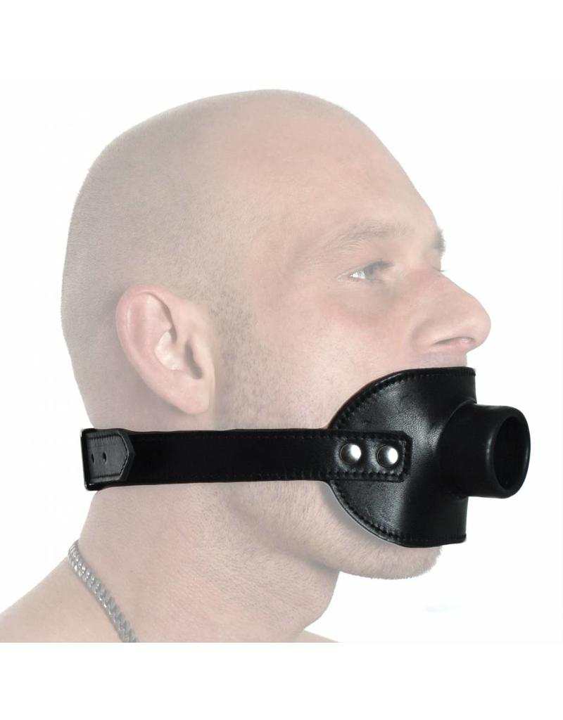 RoB Leather Piss Gag