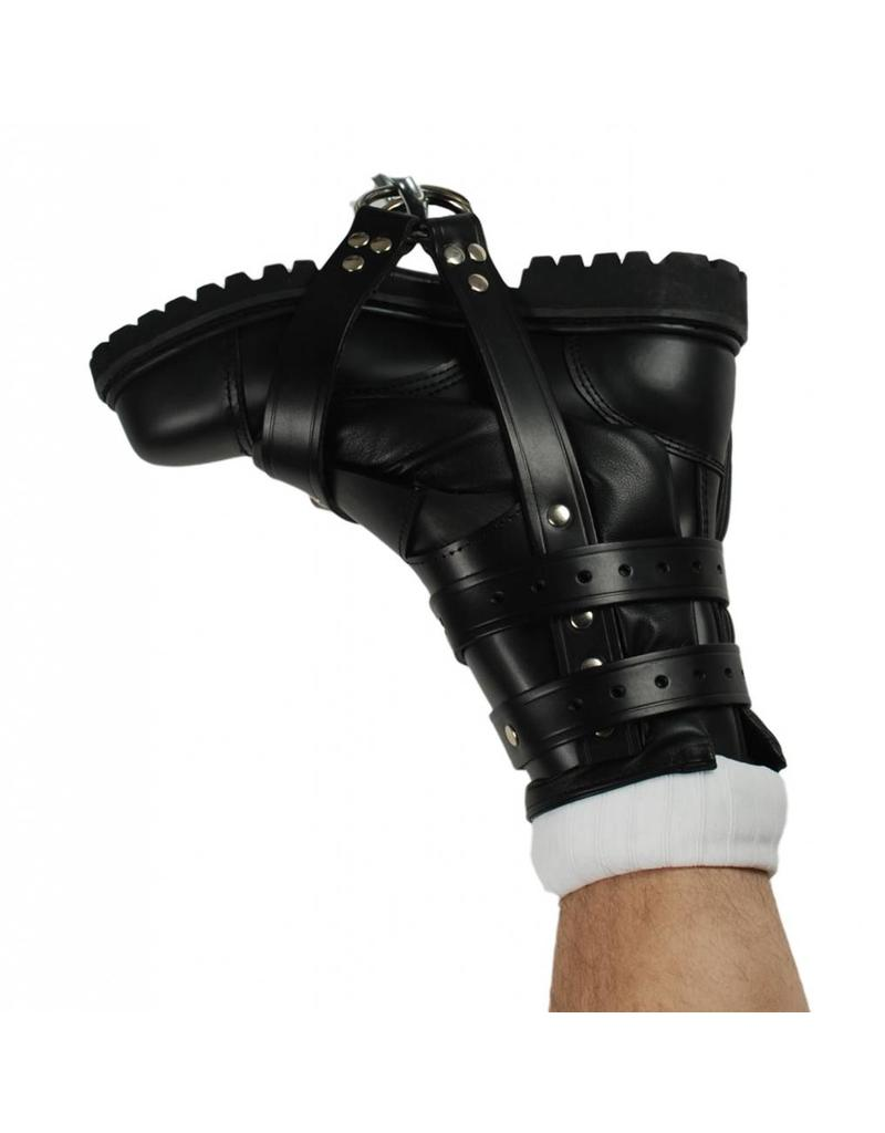 RoB Leather Ankle Restraints Heavy Duty