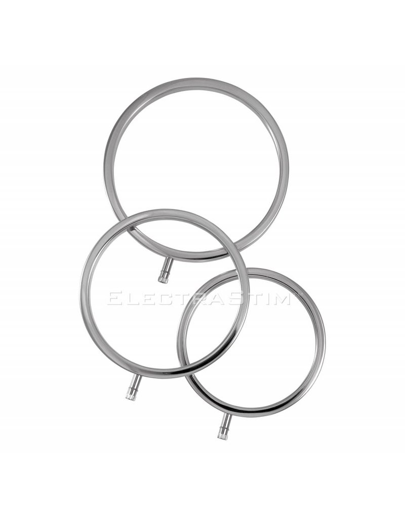 ElectraStim ElectraRings Cock/Scrotal Ring 48 mm