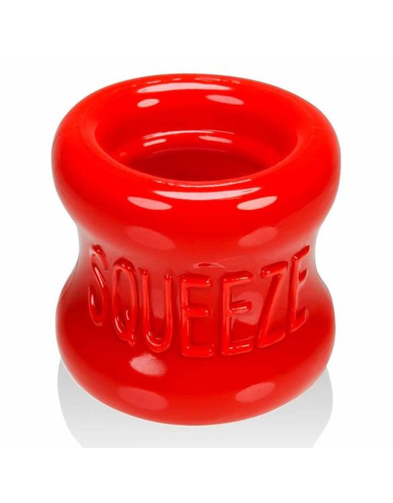 Oxballs Squeeze Ballstretcher rood
