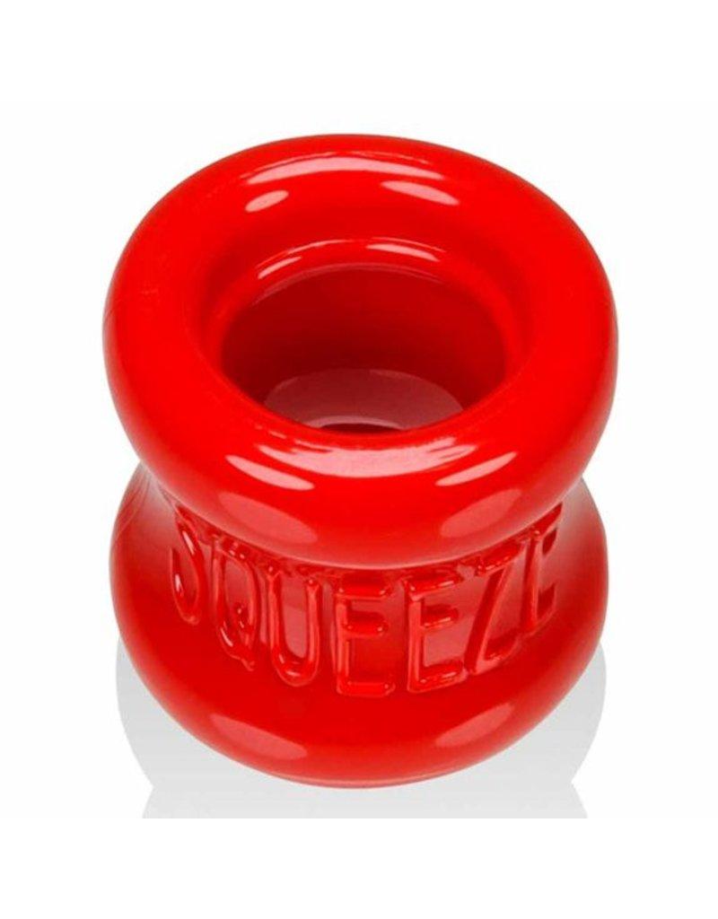 Oxballs Squeeze Ballstretcher Rot