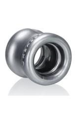 Oxballs Squeeze Ballstretcher staal grijs