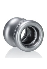 Oxballs Squeeze Ballstretcher Stahlgrau