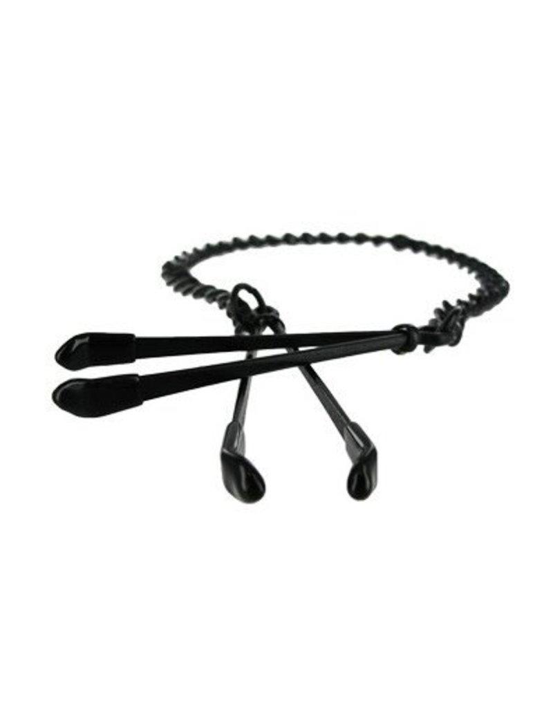 Nipple Tweezer Clamps Black