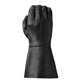 Tough Gloves Lined Leather Gauntlets