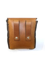 RoB Leather Belt Pouch brown
