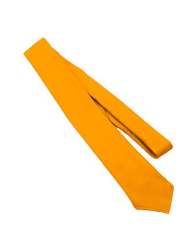 RoB Leather Tie yellow