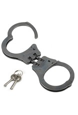 Handcuffs hinged