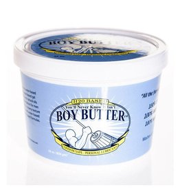 Boy Butter H2O Based 16 oz / 453 g