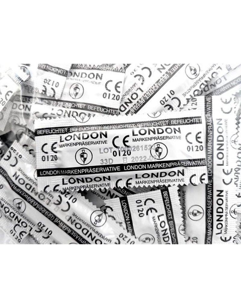 Durex London Condoms 50 pcs