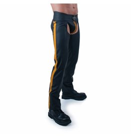 Chaps Yellow Stripe