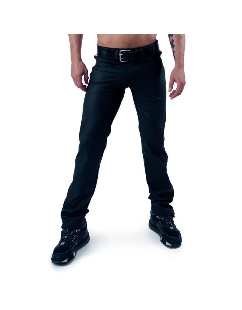 Full zip jeans