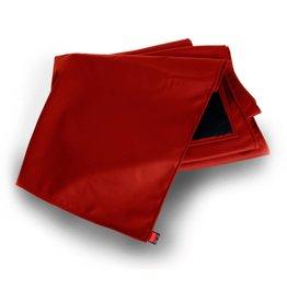 Bettlaken Rot, 300 x 245 cm