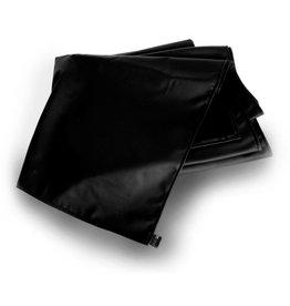 Bettlaken schwarz, 150 x 245 cm