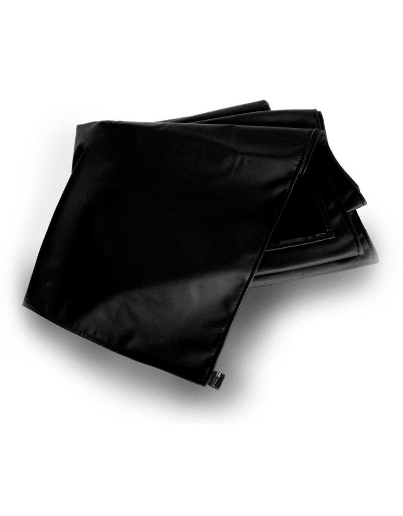 Playsheet zwart, 150 x 245 cm