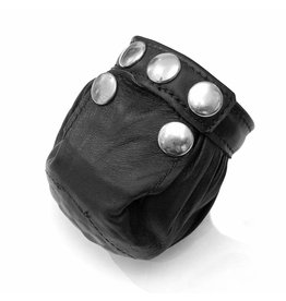 RoB Leather Cock & Ball Bag