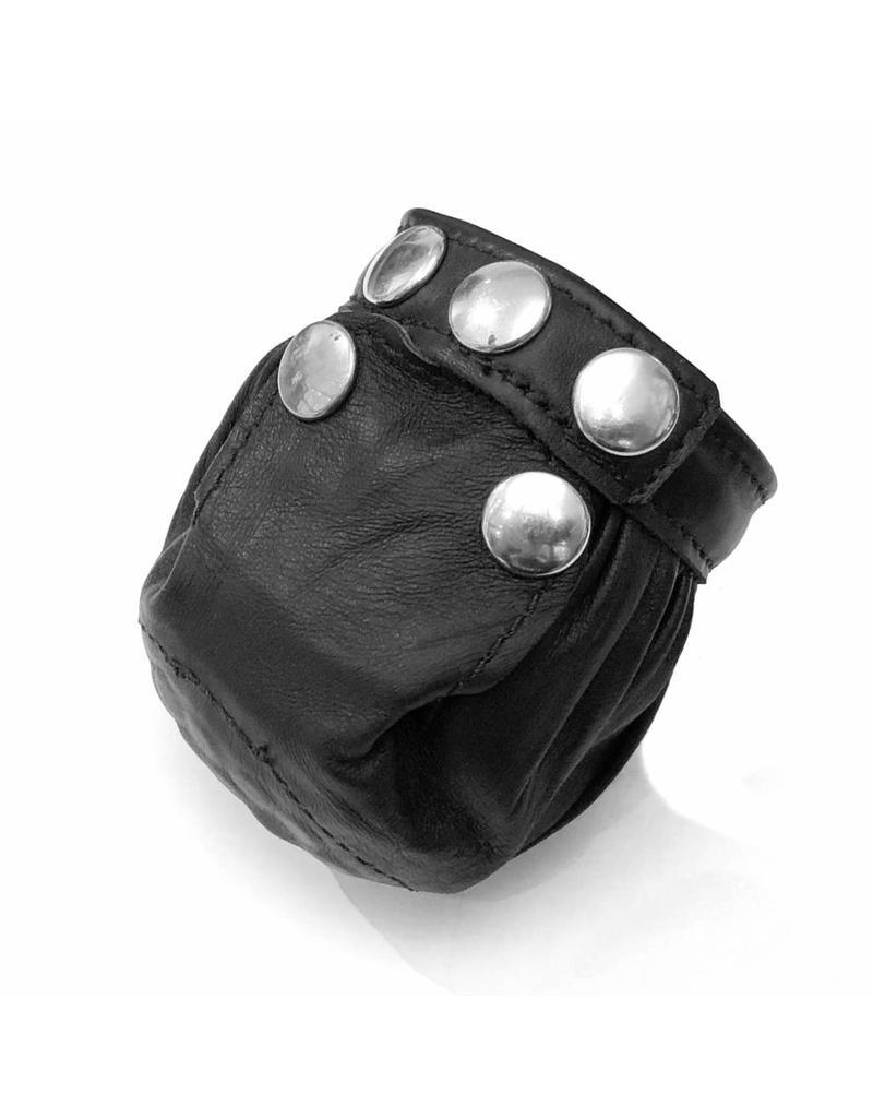 RoB Leather Cock & Ball Bag