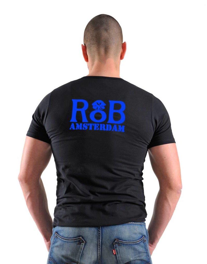 RoB T-Shirt Schwarz/Blau