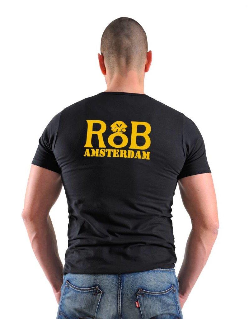 RoB T-Shirt Black/Yellow