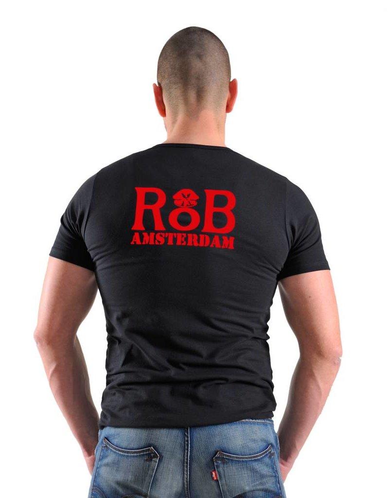RoB T-Shirt Black/Red