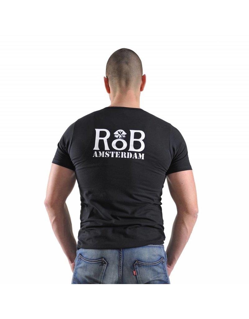 RoB T-Shirt Black/White