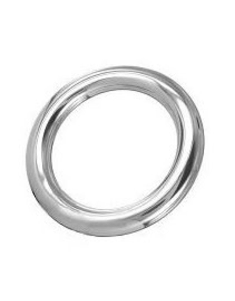 Masters in Steel Stainless steel cockring 10 mm