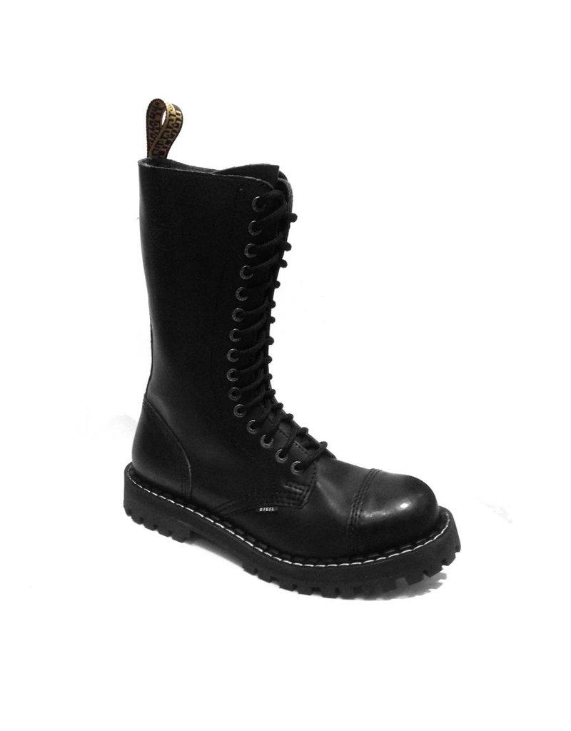 Steel Boots Stiefel 15 Löcher