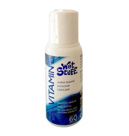 "Wet Stuff Lubricant ""Vitamin E"" 60 g"