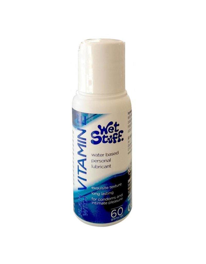 """Wet Stuff Lubricant """"Vitamin E"""" 60 g"""
