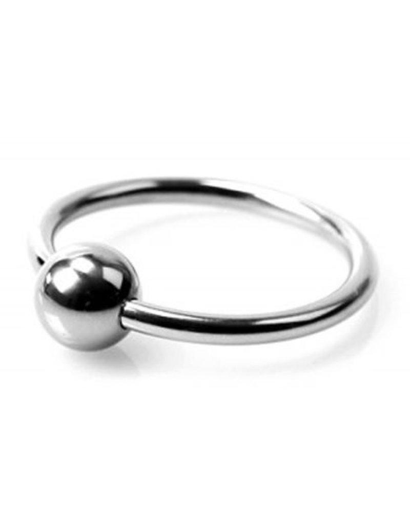 Kiotos Glans ring met bal