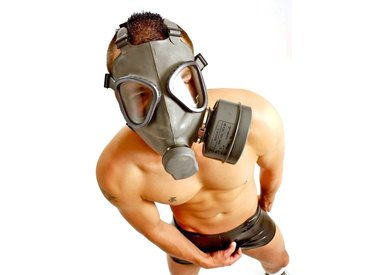 Hoods & Gasmasks