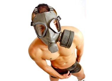Masker & Gasmasker