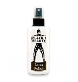 Black Beauty Rubber Polish 207 ml