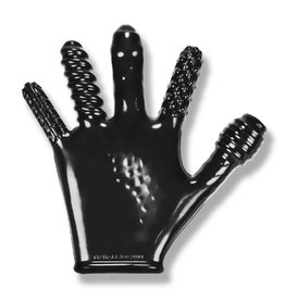 Oxballs Finger fuck textured glove black