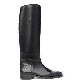 Embossy Boots Classic Black Vachetta