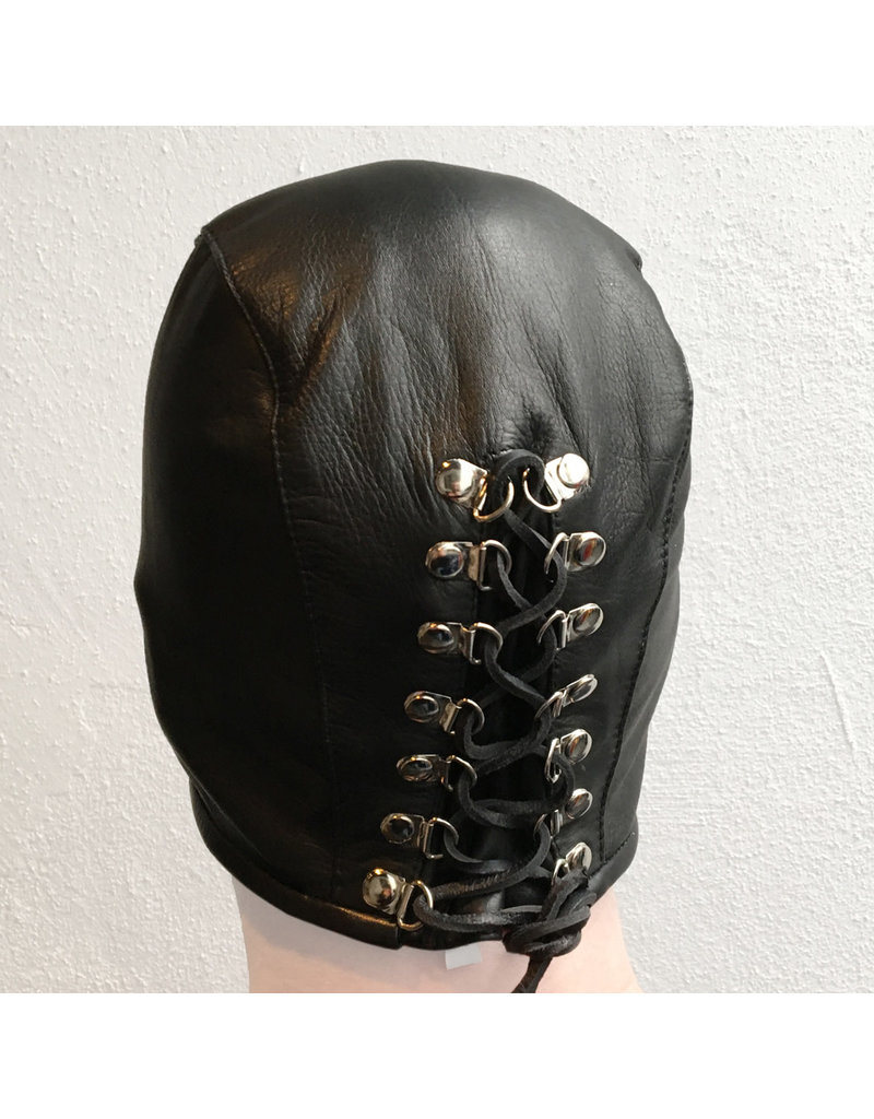 RoB Leather Guillotine Hood Lace Closure