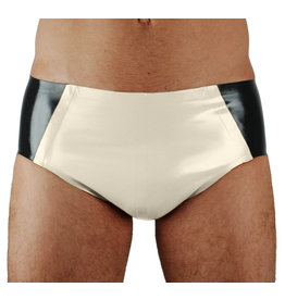 RoB Rubber Sport brief with white pouch