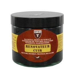 Avel Leather Renovating Cream zwart 250 ml